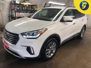 Used 2018 Hyundai Santa Fe XL Premium * AWD * Third row seating 7 Passnenger * Rear power lift-gate * Heated front seats/Steering wheel* Wireless phone connectivity * Blind spot de for sale in Cambridge, ON