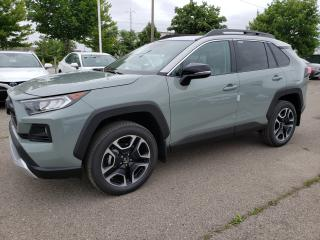 New 2019 Toyota RAV4 TRAIL for sale in Etobicoke, ON