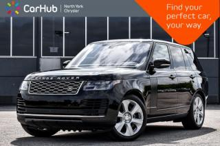Used 2019 Land Rover Range Rover |Pano.Sunroof|Meridian|Backup.Cam|Heat.Vent.Frnt.Seats| for sale in Thornhill, ON