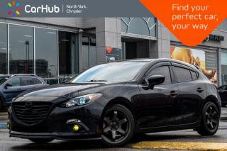 Used 2016 Mazda MAZDA3 GS|Manual|Backup.Cam|Voice.Command|Keyless.Go|Bluetooth|Heat.Frnt.Seats| for sale in Thornhill, ON