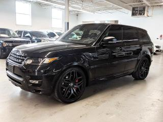 Used 2016 Land Rover Range Rover Sport SC/AUTOBIOGRAPHY/MASSAGE SEATS/HEADS-UP DISPLAY/SOFT CLOSING  DOORS! for sale in Toronto, ON