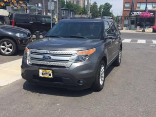 Used 2011 Ford Explorer 4WD 4dr V6 SelectShift Auto XLT for sale in Scarborough, ON