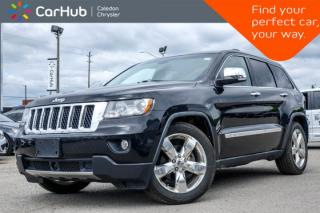 Used 2012 Jeep Grand Cherokee Overland|4x4|Navi|Pano Sunroof|Backup Cam|Bluetooth|R-Start|Trailer Tow Group|20