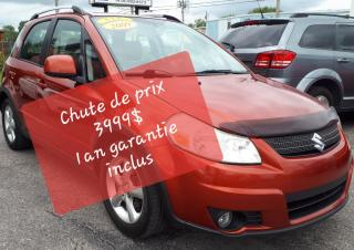 Used 2009 Suzuki SX4 JLX AWD for sale in Mascouche, QC
