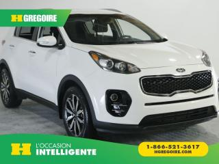 Used 2017 Kia Sportage EX AC GR ELEC for sale in St-Léonard, QC