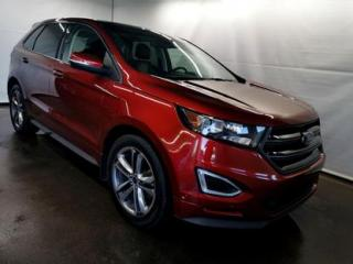 Used 2016 Ford Edge SPORT for sale in Drummondville, QC