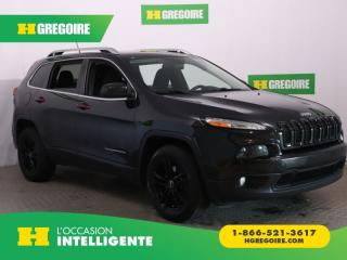 Used 2015 Jeep Cherokee NORTH 4X4 A/C TOIT for sale in St-Léonard, QC