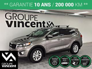 Used 2016 Kia Sorento 3.3l Lx+ Awd Gar for sale in Shawinigan, QC