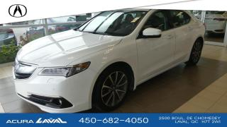 Used 2015 Acura TLX V6 Elite for sale in Laval, QC