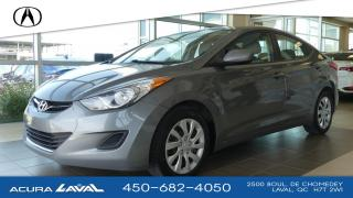 Used 2012 Hyundai Elantra L manuelle for sale in Laval, QC