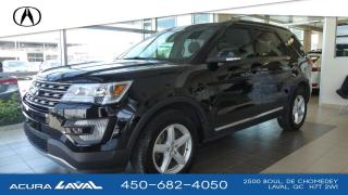 Used 2017 Ford Explorer XLT 4X4 for sale in Laval, QC