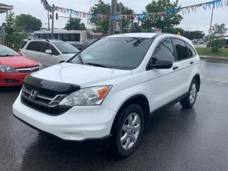 Used 2011 Honda CR-V LX for sale in Mascouche, QC