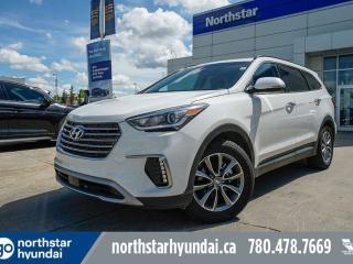 Used 2019 Hyundai Santa Fe XL PREFERRED 7PASS AWD-APPLE CAR PLAY/ BACK UP CAM/ HEATED STEERING WHEEL/ BLUETOOTH for sale in Edmonton, AB