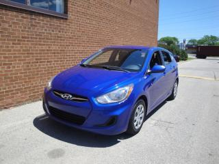 Used 2013 Hyundai Accent GL for sale in Oakville, ON