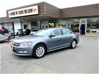 Used 2014 Volkswagen Passat TDI for sale in Langley, BC