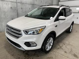 Used 2017 Ford Escape Se Awd 1.5 Ecoboost for sale in Lévis, QC