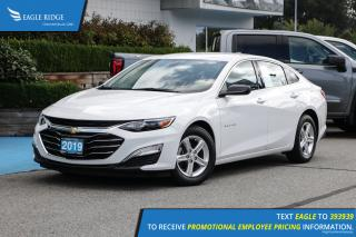 Used 2019 Chevrolet Malibu 1LS Apple CarPlay & Android Auto, Backup Camera for sale in Coquitlam, BC