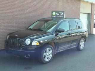 Used 2008 Jeep Compass Sport/North THIS WHOLESALE SUV WILL BE SOLD AS-TRADED! INQUIRE FOR MORE! for sale in Charlottetown, PE