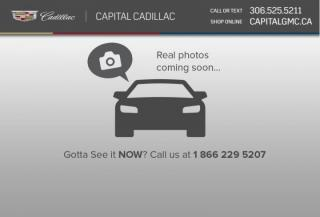 Used 2018 Cadillac ATS Sedan Luxury AWD*LEATHER*SUNROOF*NAV* for sale in Regina, SK