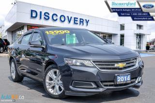 Used 2014 Chevrolet Impala LT for sale in Burlington, ON