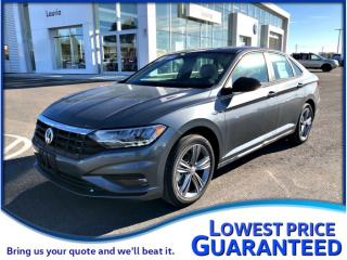 New 2019 Volkswagen Jetta 1.4T Highline R-Line Auto for sale in PORT HOPE, ON