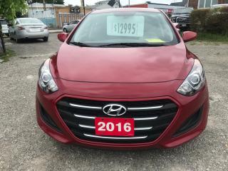 Used 2016 Hyundai Elantra GT GL for sale in Hamilton, ON