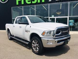 Used 2018 RAM 2500 Top of the line truck! Owners demo for sale in Ingersoll, ON