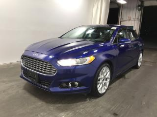 New 2013 Ford Fusion Titanium for sale in Winnipeg, MB