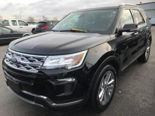 Used 2018 Ford Explorer LIMITED for sale in Winnipeg, MB