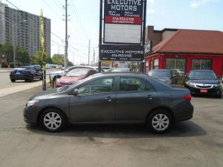Used 2010 Toyota Corolla CE/ CLEAN / CERTIFIED/ BLUETOOTH/ ICE COLD A/C / for sale in Scarborough, ON