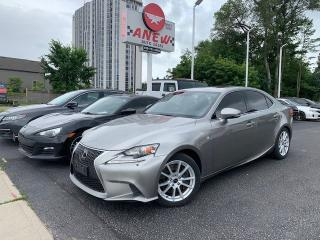 Used 2014 Lexus IS 350 F SPORT AWD for sale in Cambridge, ON