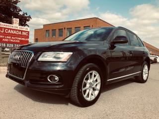 Used 2014 Audi Q5 2.0L Komfort for sale in Mississauga, ON