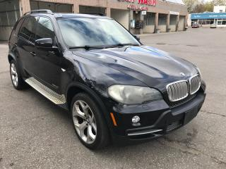 Used 2009 BMW X5 48i for sale in York, ON