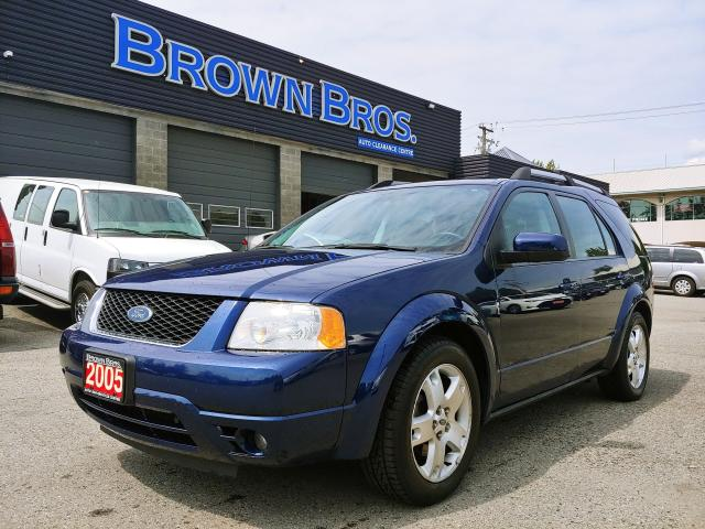 2005 Ford Freestyle LIMITED, LOCAL, ACCIDENT FREE,