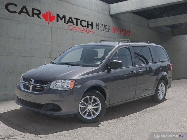 2016 Dodge Grand Caravan SXT / ALLOY'S / STOW N GO