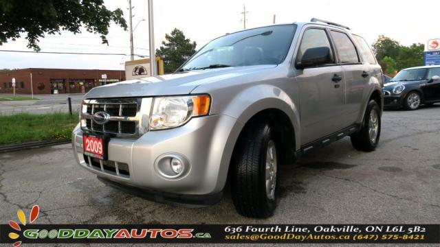 2009 Ford Escape XLT|NO ACCIDENT|HEATED SEATS|SUNROOF|AWD|