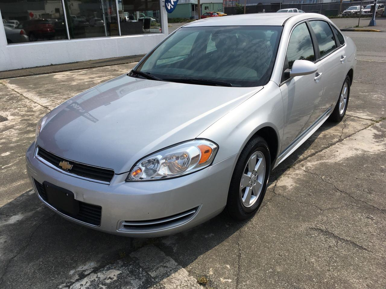 2011 Chevrolet Impala In Campbell River Pacific Nations