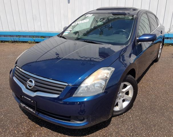 2009 Nissan Altima 2.5 SL *LEATHER-SUNROOF*