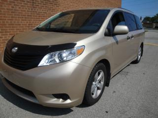 Used 2011 Toyota Sienna full service record for sale in Oakville, ON