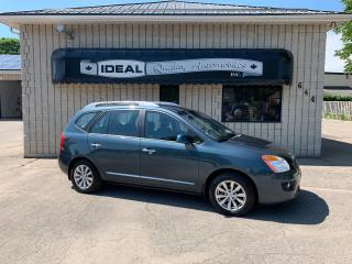 Used 2012 Kia Rondo EX for sale in Mount Brydges, ON