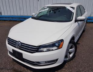 Used 2013 Volkswagen Passat Comfortline *TDI DIESEL* for sale in Kitchener, ON