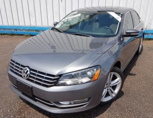 Used 2013 Volkswagen Passat Highline *TDI DIESEL* for sale in Kitchener, ON