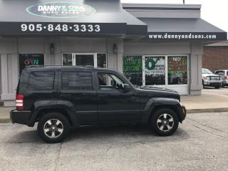 Used 2008 Jeep Liberty Sport for sale in Mississauga, ON