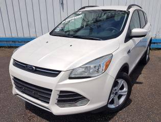 Used 2014 Ford Escape SE 4WD *NAVIGATION* for sale in Kitchener, ON