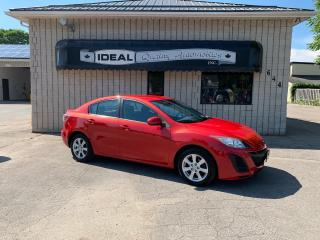 Used 2011 Mazda MAZDA3 GS for sale in Mount Brydges, ON