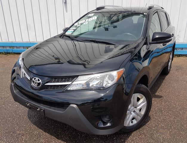 2015 Toyota RAV4 LE *HEATED SEATS*