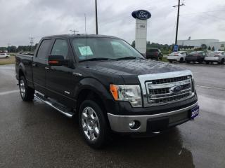 Used 2013 Ford F-150 XLT for sale in Harriston, ON