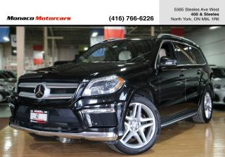 Used 2014 Mercedes-Benz GL-Class GL350 - DESIGNO|AMG|PANO|360CAM|NAVI|B.SPOT|L.KEEP for sale in North York, ON