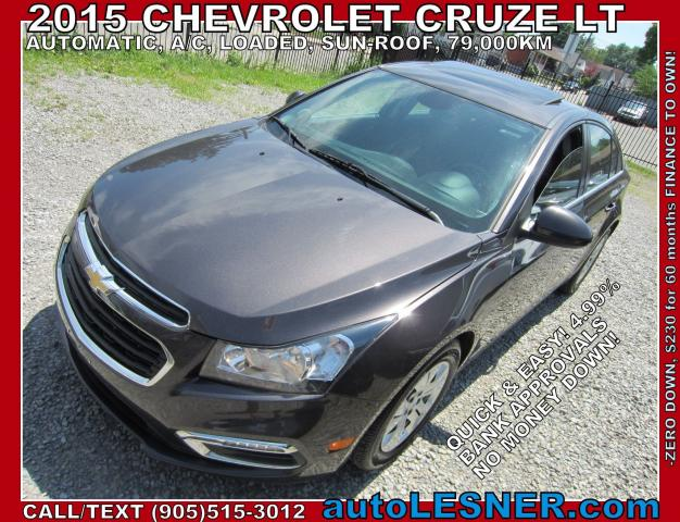 2015 Chevrolet Cruze -SOLD!
