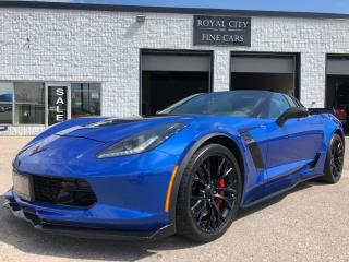 Used 2019 Chevrolet Corvette Z06 2LZ Carbon Ground Effects COMP. Seats for sale in Guelph, ON